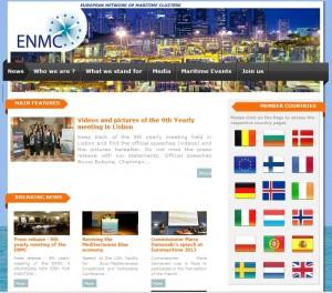 ENMC - zrzut strony
