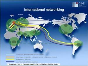 Pitkanen_The_Finnish_Maritime_Cluster_Programme OSKE WORLD NETWORK